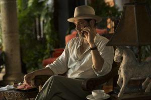 El actor cubano Yul Vázquez actúa en la nueva cinta 'Runner Runner'