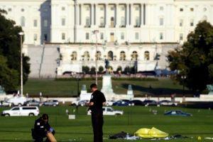 Muere hombre que se dió fuego en National Mall en Washington