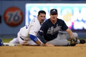 Para Bravos, ¡los Dodgers!