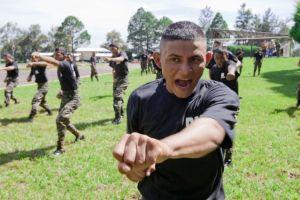 Policía Militar para Honduras