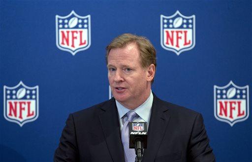 Goodell: 'hay que hacer lo correcto' en caso 'Redskins'