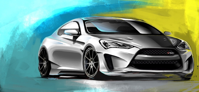 Hyundai y su     nuevo  Legato