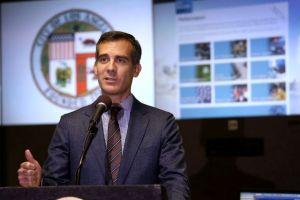 Garcetti cumple 100 días como alcalde de Los Ángeles