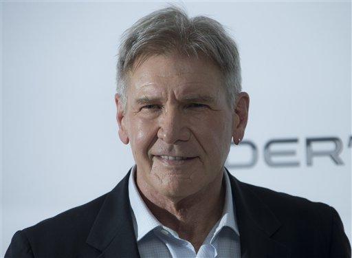 Harrison Ford, amante de la naturaleza con 'Ender's Game'