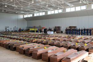 Muertos por naufragio en Lampedusa aumentan a 302