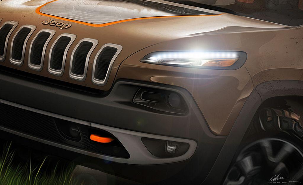 Chrysler presentará modificaciones hechas por MOPAR