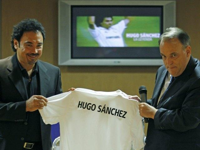 Hugo Sánchez insiste en dirigir al Real Madrid