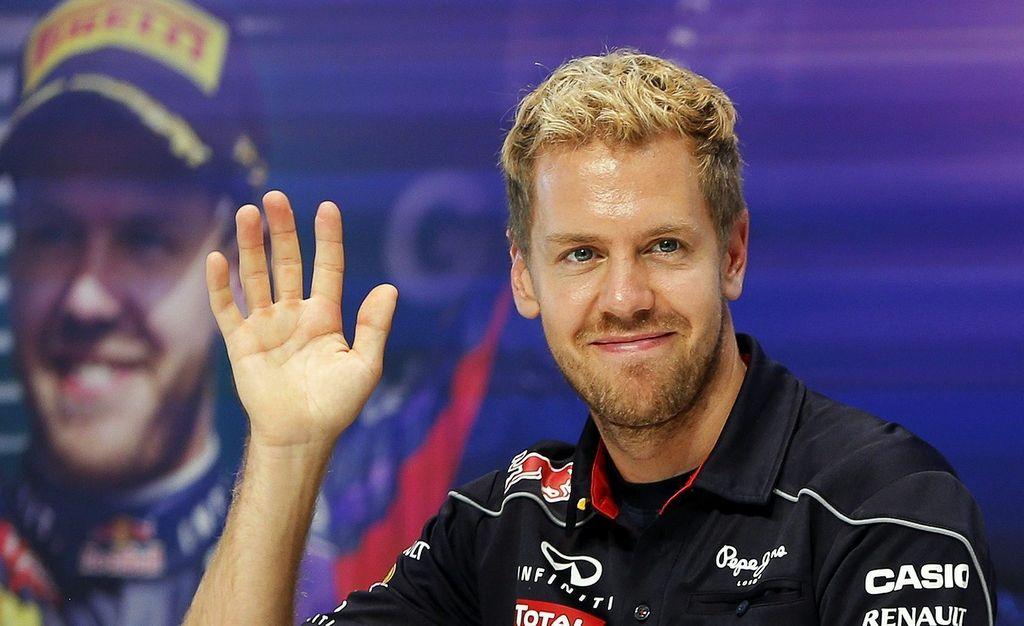 Vettel afirma que su hegemonía no aburre a los fanáticos