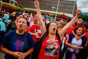 Venezolanos dudan de la autonomía de su instituto electoral