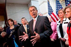 Republicanos presentan plan pero no reabren el gobierno