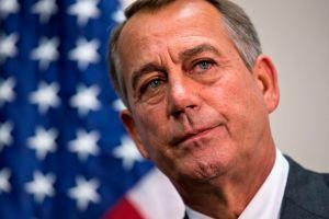 John Boehner da el sí para aumentar límite de la deuda