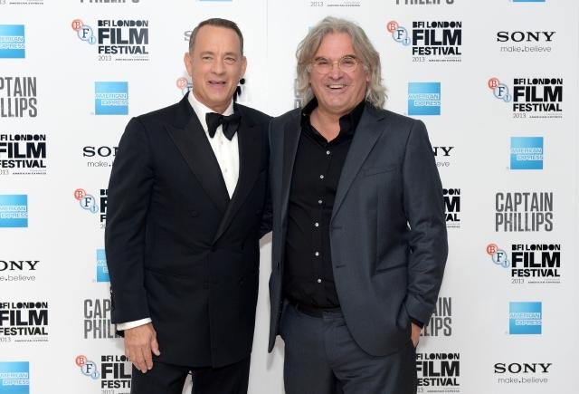 Tom Hanks sigue sin miedo a los desafíos