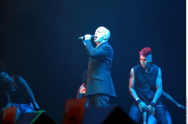 La banda británica Pet Shop Boys sustenta su fama con su talento