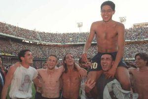 Los 15 momentos inolvidables de Riquelme en La Bombonera