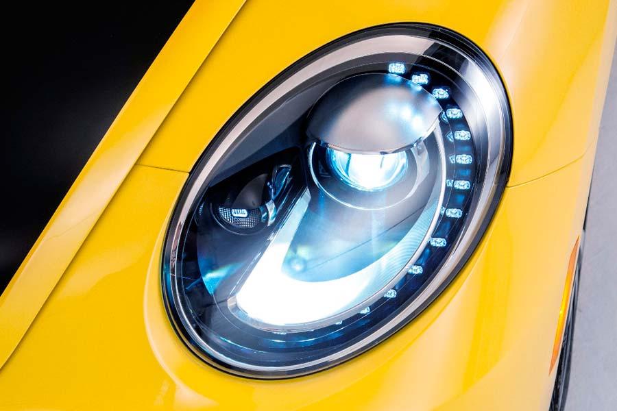VW lanza edición especial Beetle Turbo R