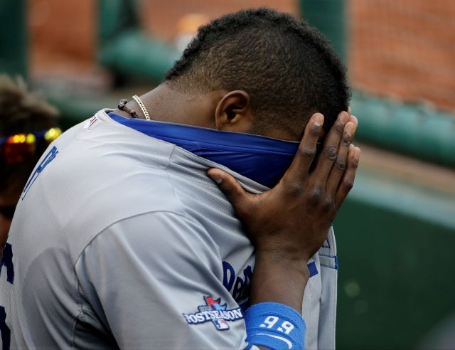 Dodgers van por 19 innings sin anotar carreras