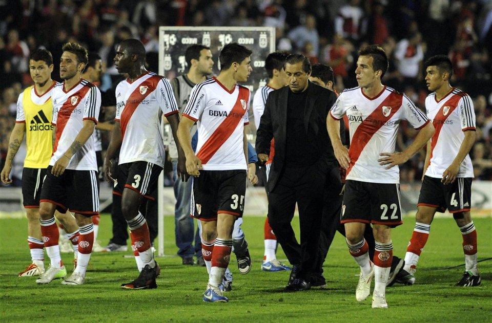 A River aún le queda la Copa Sudamericana