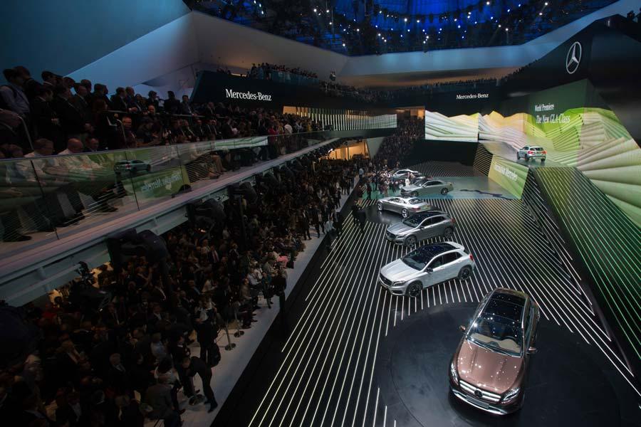 Mercedes-Benz logra cifra récord de ventas en septiembre