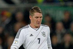 Schweinsteiger cumplirá 100 partidos con Alemania