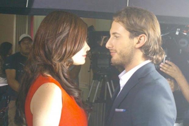 Lisette Morelos y Sebastián Zurita protagonizarán la nueva telenovela de Telemundo.