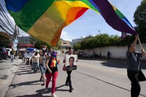 Gays  exigen justicia