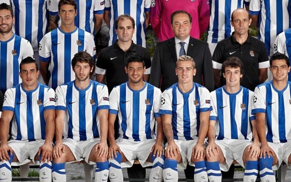 La Real Sociedad presenta su póster oficial 2013-2014