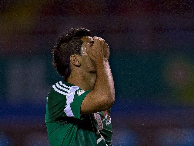 La selección mexicana registró la peor actuación de su historia en un hexagonal