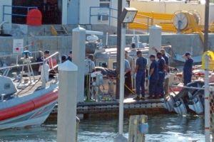 Cuatro mujeres muertas en naufragio cerca de Miami