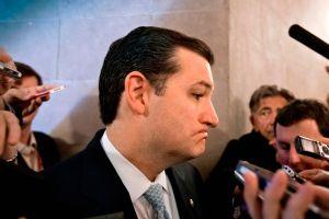 Ted Cruz tira la toalla y no frenará acuerdo en Senado de EEUU