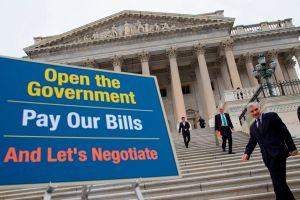 Senado tiene sólo horas para solucionar crisis en EEUU
