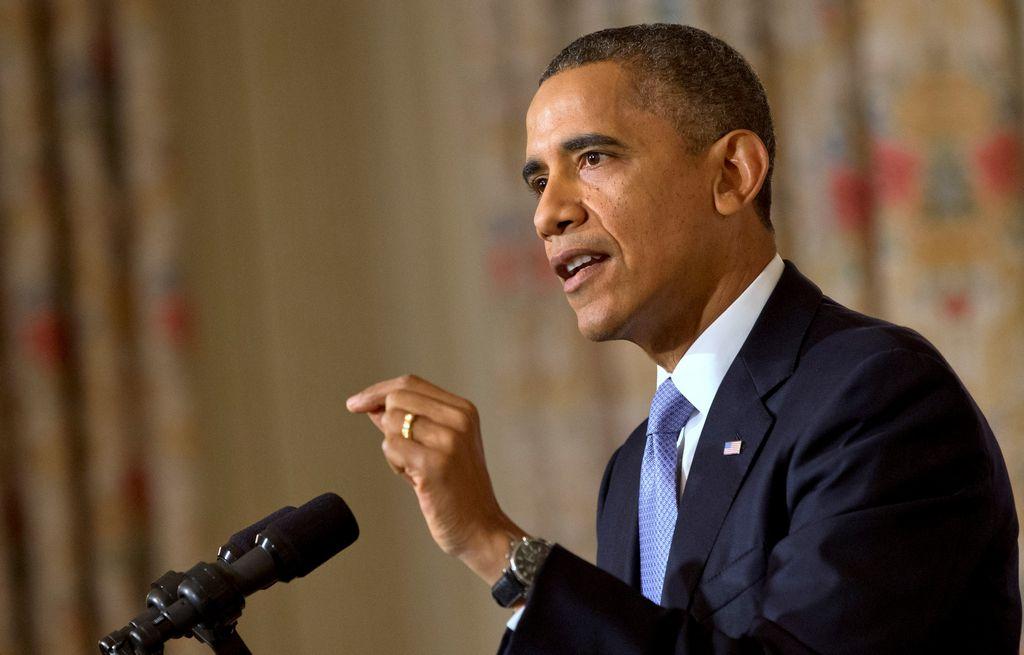 Obama pide enfocarse en aprobar la reforma migratoria