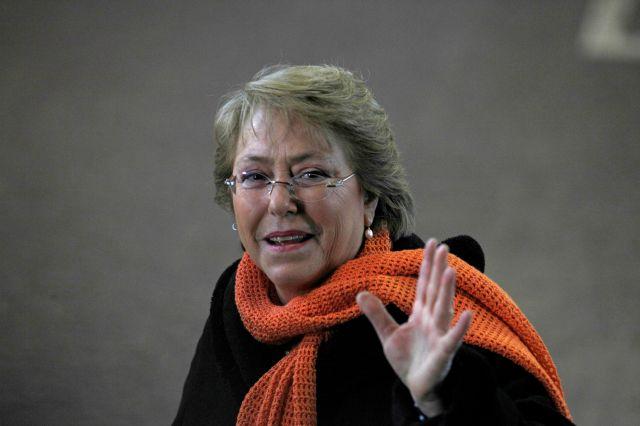 Es muy probable victoria de la candidata de izquierda Michel Bachelet en la elección presidencial de Chile.