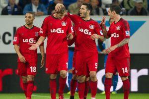 Leverkusen ganó con un insólito gol fantasma (Video)