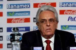 Es oficial, el 'Piojo' Herrera es el nuevo técnico del 'Tri'
