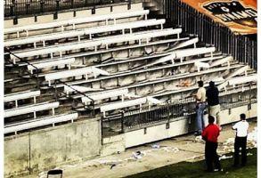 ¿Vandalismo o pasión en el estadio del Houston Dynamo?