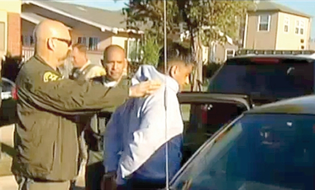 Arrestado esposo de alcaldesa