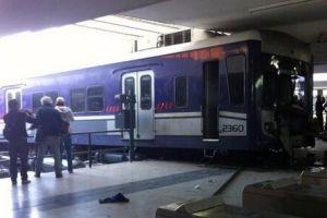 Al menos 35 heridos en nuevo choque de tren en Argentina