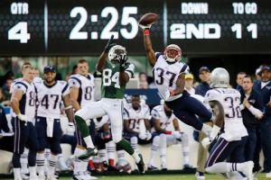Jets sorprenden a Patriotas en tiempo extra