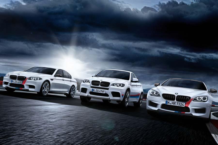 Nuevas opciones para modificar los M5 y M6 de BMW
