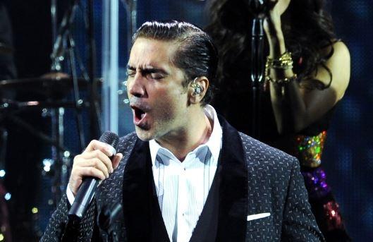 Alejandro Fernández arranca gira por EEUU en noviembre