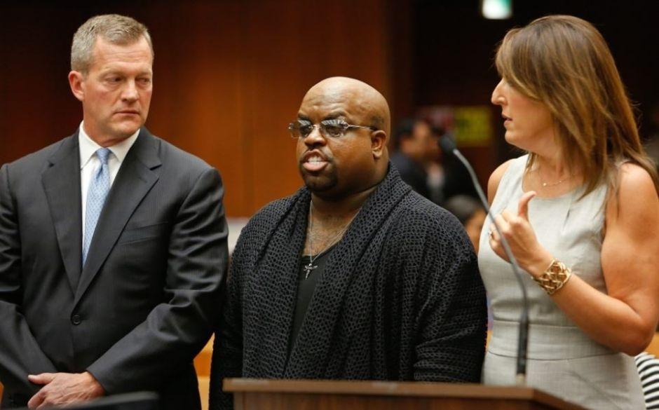 CeeLo Green es acusado por drogar a una mujer
