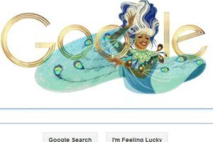 Doodle de Celia Cruz 'endulza' búsquedas en Google