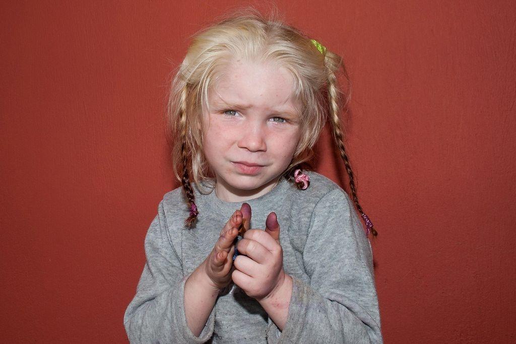 Menor parecida a 'María' fue rescatada en Dublín