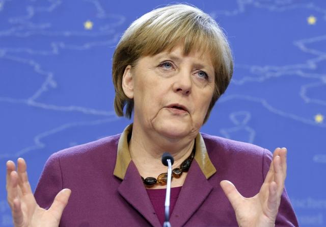 EEUU niega espionaje a Angela Merkel