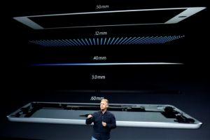 Presenta Apple su iPad 'Air', más rápida, más delgada