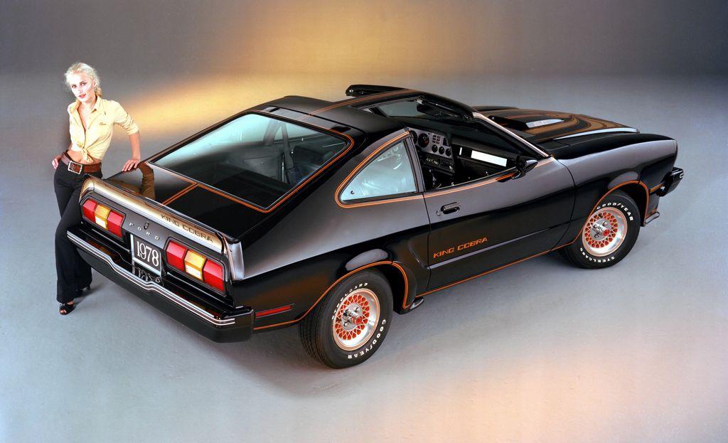 El Ford Mustang II cumple 40 años (Video)
