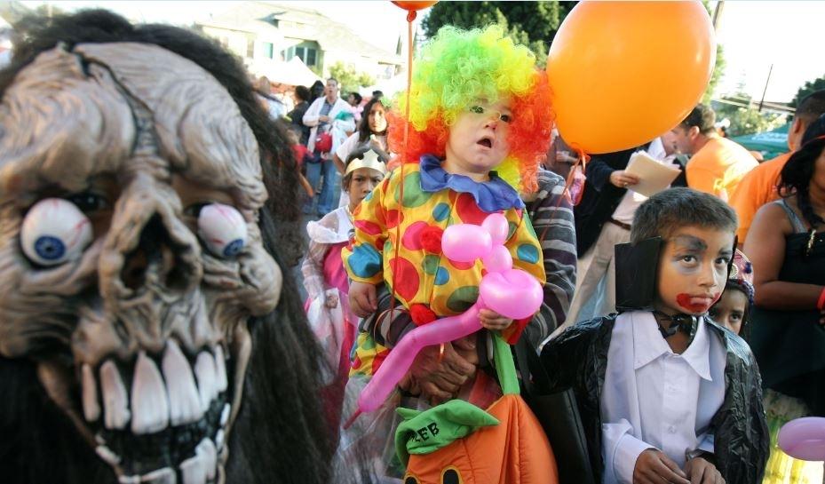 Halloween y Día de Muertos se festejan a lo grande en LA