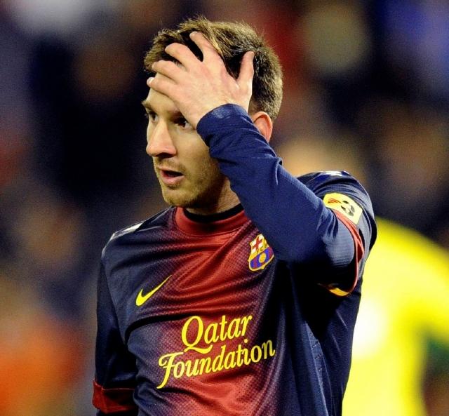 Barcelona y sus astros apagados