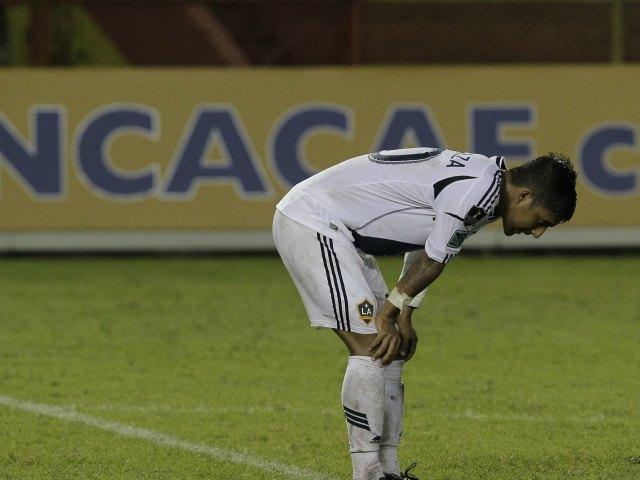 Galaxy es goleado en Concachampions (Video)
