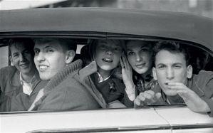 Foto de fans que Ringo Starr tomó en 1964 fue en NYC